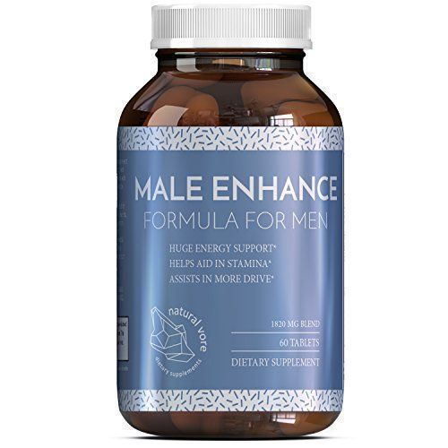 Pure And Potent Male Enhancement Pills - Natural Ginseng And Maca Root And Tongkat Ali - Powerful Testosterone Booster - Helps Build Muscle - Enhance Energy - Boost Immune System By Natural Vore #TongkatAli #BuildMuscle