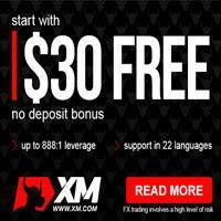 xm no deposit bonus 30 usd forex