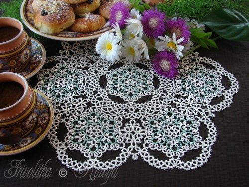 Tatted Doilies #10