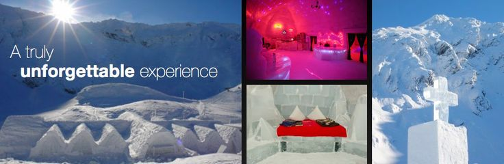 Ice Hotel in Lake Balea, Romania - 10 Most Amazing Ice Hotels
