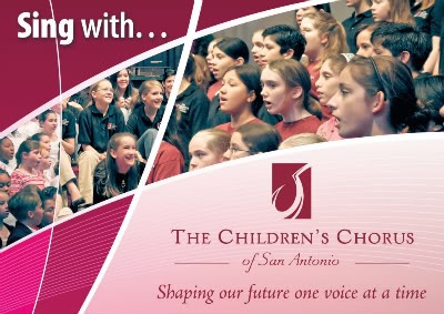 Childrens Chorus of San Antonio- Grant For: Music Together at Haven for Hope