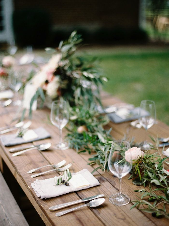 Style: I would love to create this tablescape/setting for my own table. Love the simplicity--and yet it isn't simple. Styling: Ginny Au Blaine_Carson_W418.jpg