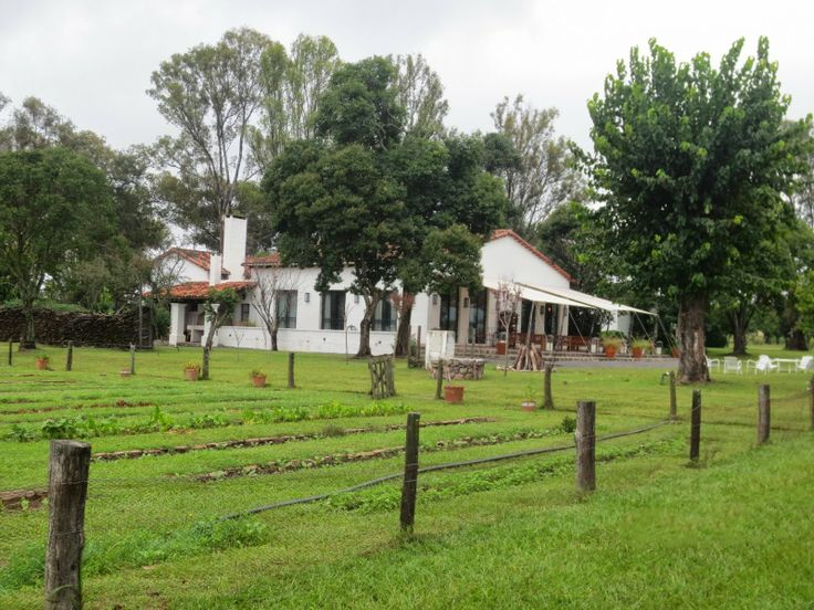The Travelling Lindfields: Rustic charm at five hundred dollars a night.
