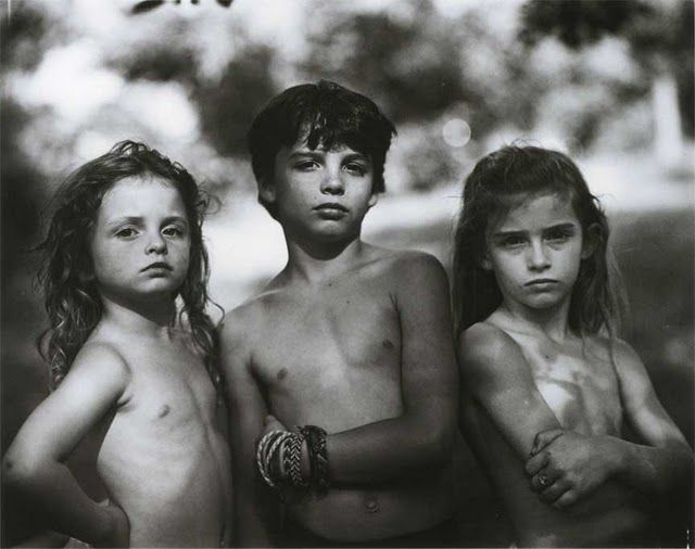 Sally Mann. One of my all times favorite