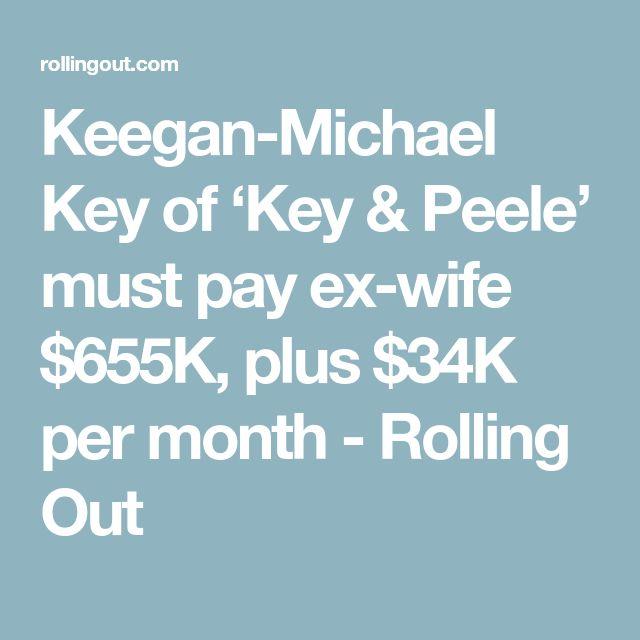 Keegan-Michael Key of 'Key & Peele' must pay ex-wife $655K, plus $34K per month - Rolling Out
