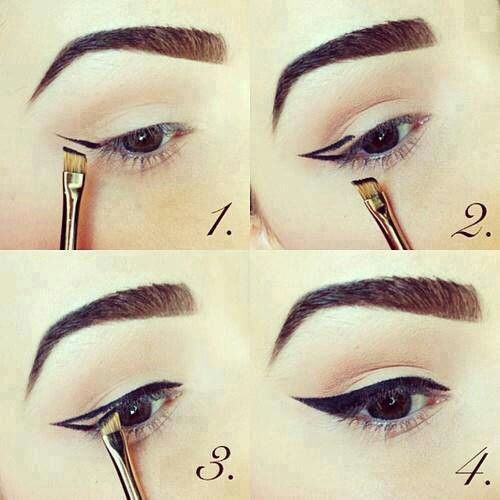 Cat effect! #tuto #makeup #maquillage #laboutiqueduparfum #boutiqueparfum #beaute #beauty #step