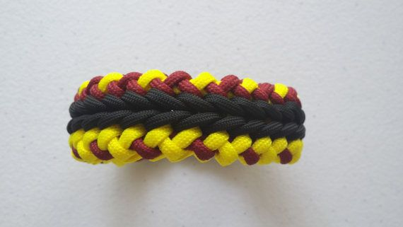 NBA Inspired Cleaveland Cavaliers paracord by WILDParacordUnlimted