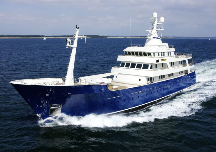 expedition yachts | Motor Yacht by Royal Denship AS - Charter World Luxury Yachts ...