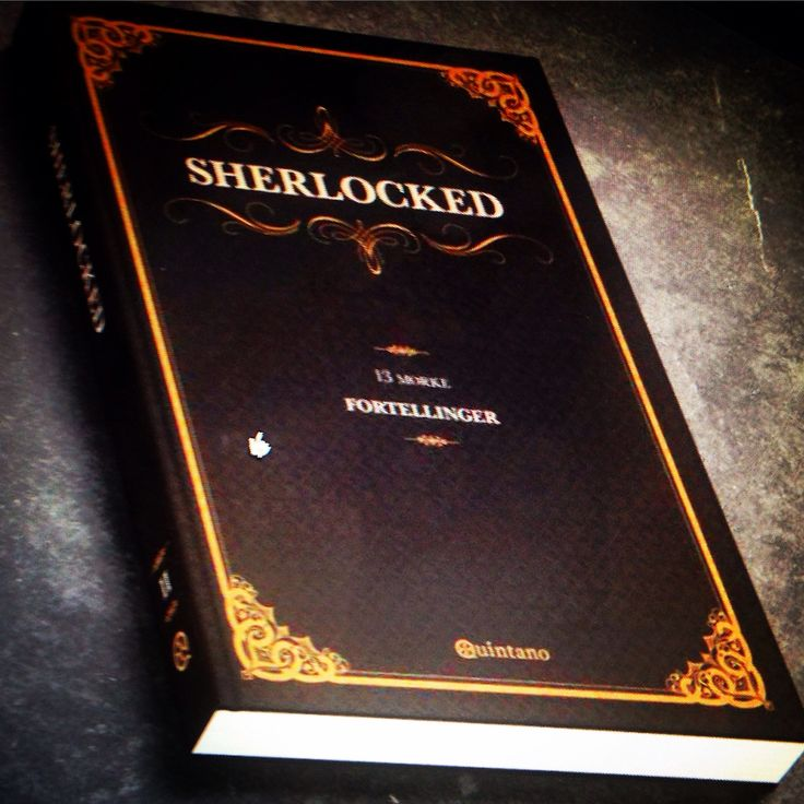 Sherlocked  By the book