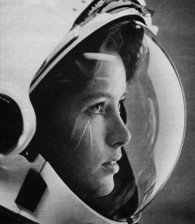 L'astronaute Anna Fisher à la une de la revue Life de 1985