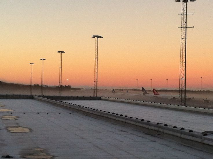 Gothenburg AirPort