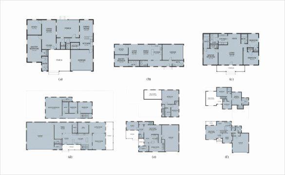Free Floor Plan Template Fresh 14 Floor Plan Templates Pdf Docs Excel Free Floor Plans Floor Plan Layout Residential Building Plan