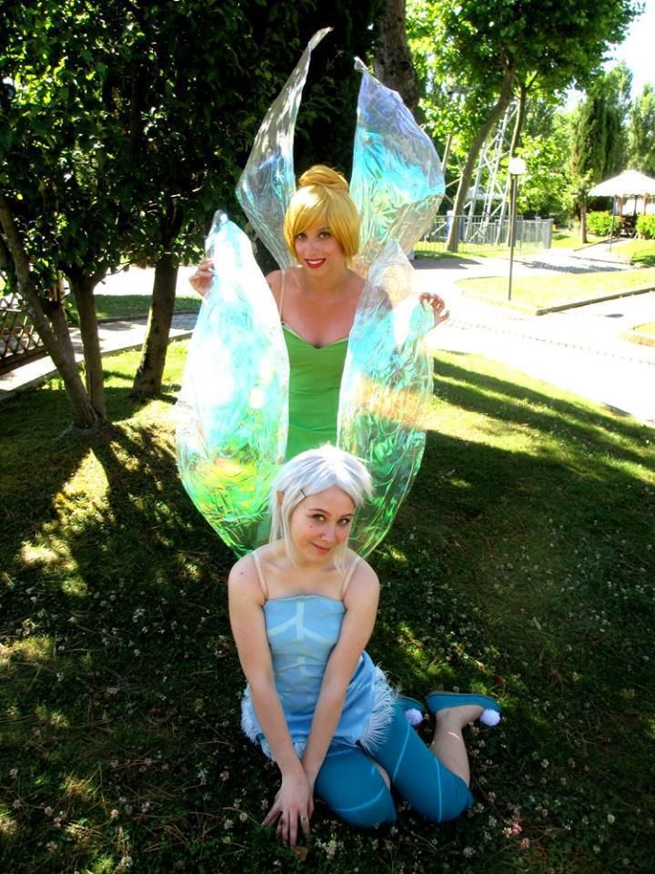 31 best images about Tinker bell and Periwinkle Cosplay on ...