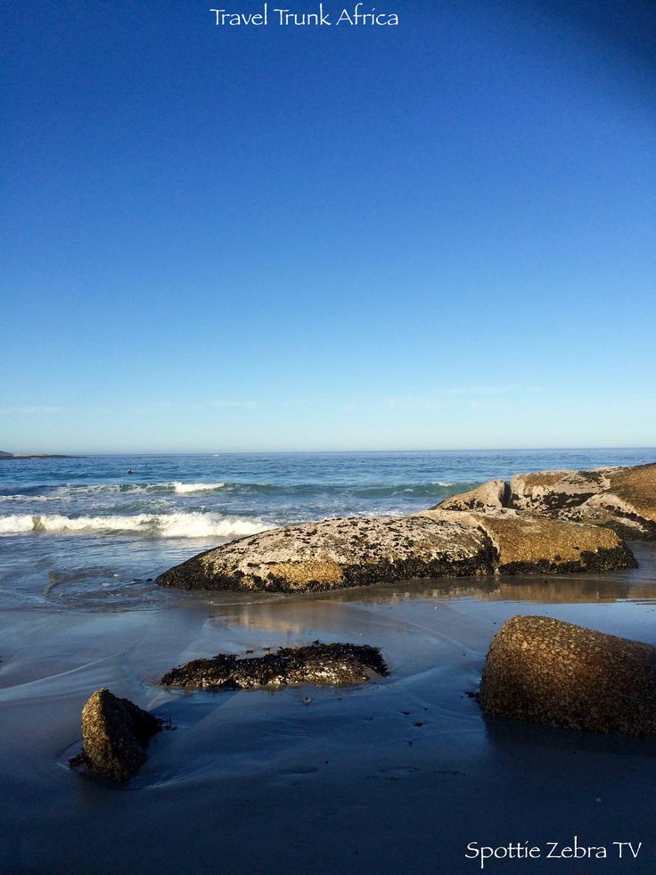 Beauty in Nature - Camps Bay Beach