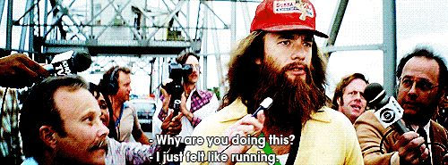 75 Thoughts Every Runner Has While Out For A Run. This is pretty much my thought process...