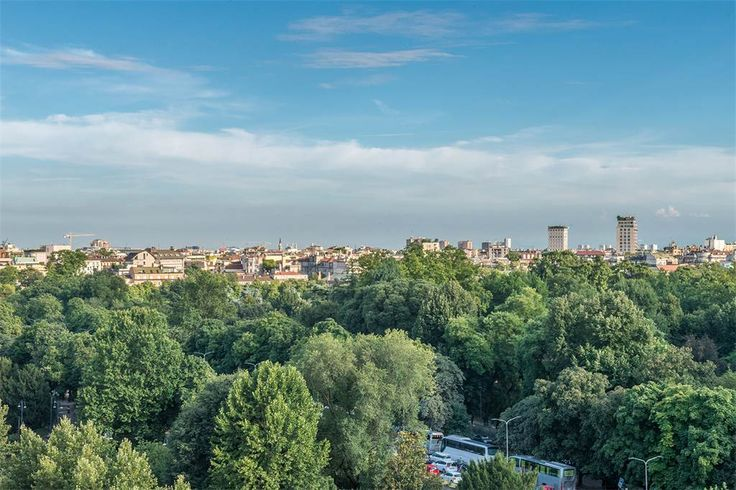 Panoramic penthouse with amazing view over the city centre Piazza della Repubblica  , Milan, Italy – Luxury Home For Sale