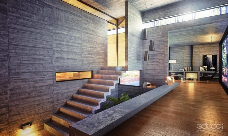 The Forest Residence - 3DTotal Forums