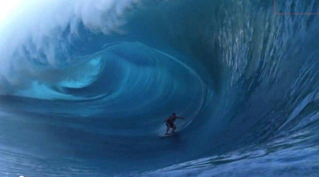 Surfing the Heaviest Wave in the World