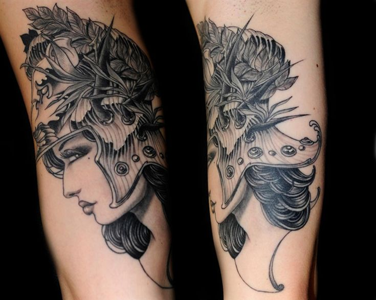 28 best roman warrior tattoo images on pinterest warrior for Henry lewis tattoo