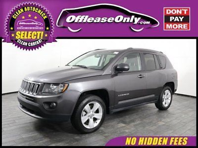 eBay: 2017 Jeep Compass Sport FWD Off Lease Only 2017 Jeep Compass Sport FWD Regular Unleaded I-4 2.0 L/122 #jeep #jeeplife