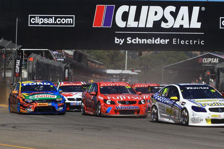 V8 Supercars: il programma di Adelaide