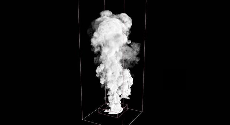 Pyro FX Billowy Smoke Tool for Houdini