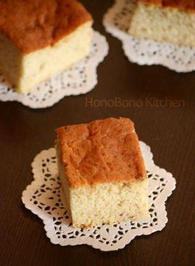 「●バナナとレーズンのヘルシーケーキ」sayaka | お菓子・パンのレシピや作り方【corecle*コレクル】