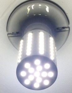 Focos de leds para casa broken bulb foco roto - Foco led interior ...