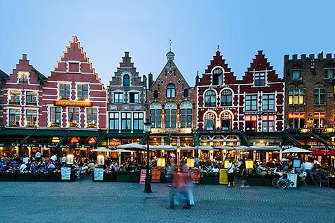Bruges, Belgium.. the most charming town in Europe filled with delectable chocolate/candy shops.