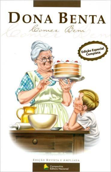 [SARAIVA] Livro Dona Benta - Comer Bem - Edição Especial R$ 39,90