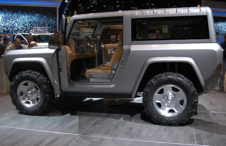 ford bronco 2015 real