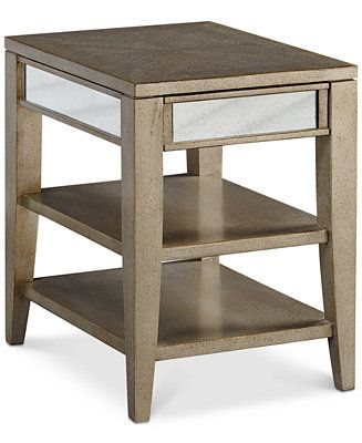 Furniture Closeout Ailey End Table Created For Macy S