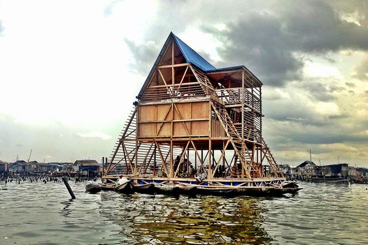 14 Spectacular Examples of Floating Architecture Photos | Architectural Digest