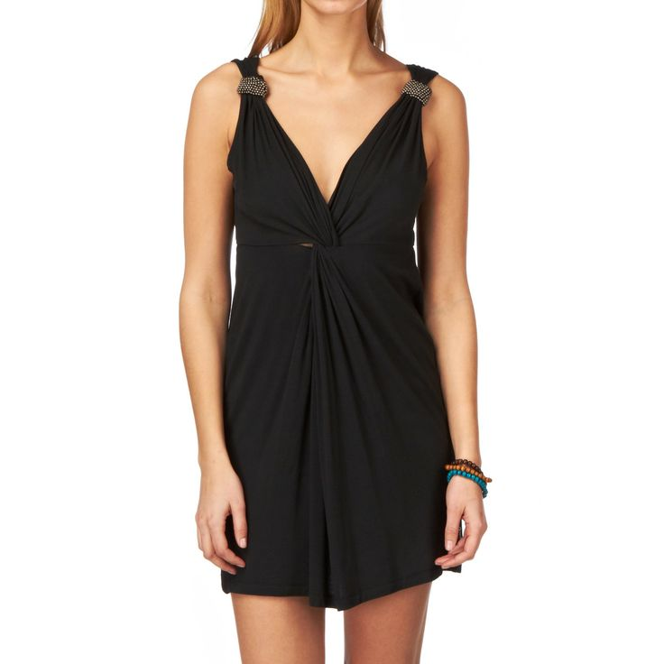 Protest Lulu Dress - True Black | Free UK Delivery on All Orders