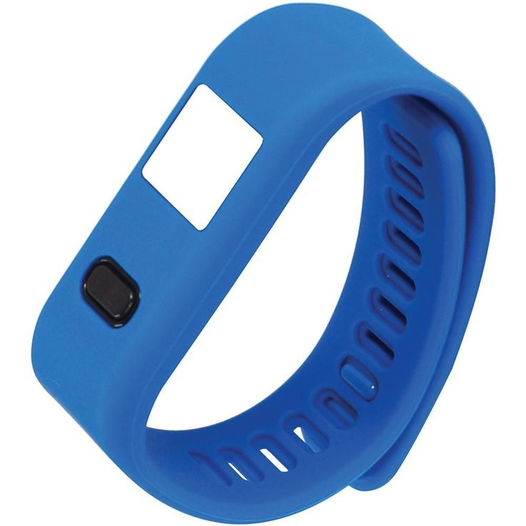 DUPLICATE NSW-13 BLUE LifeForce+ Fitness Watch for iPhone(R) & Android(TM) (Blue)