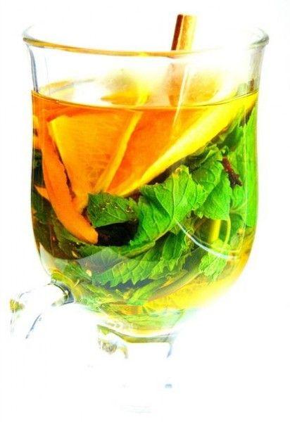 Foodclub — кулинарные рецепты с пошаговыми фотографиями - Марокканский чай или чай со специями