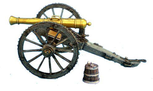 NAP0072 British 9lb Foot Artillery Set