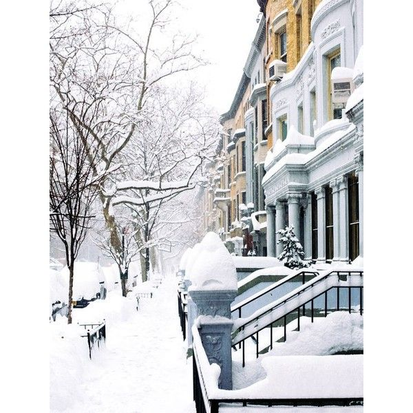 34 NYC Central Park Snow Pictures of the 2016 Blizzard ❤ liked on Polyvore featuring tops, t-shirts, i love t shirt and i heart t shirts