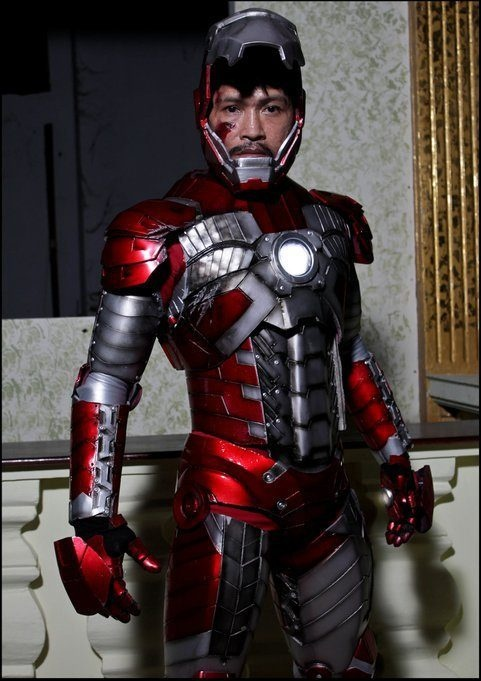 Iron Man 2 Cosplay