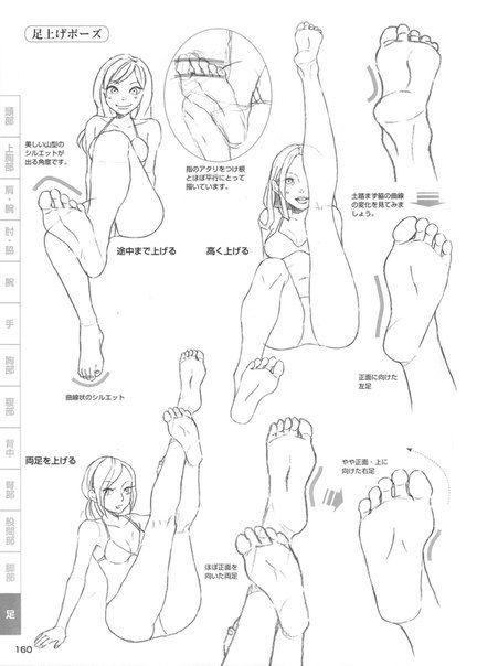 Movimientos de piernas