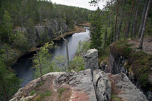 Hiidenportti National Park. Photo: Jouni Laaksonen