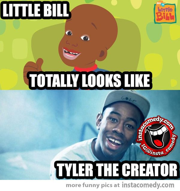 Little Bill totally lo...