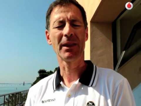 Francesco De Angelis a Venezia - #AmericasCup