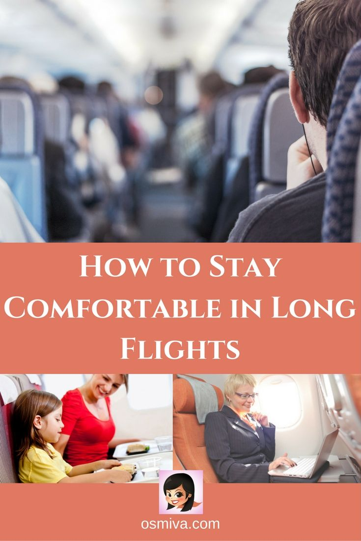 Going somewhere far which would take around fifteen or twenty hours of flight? Do you think you can survive? Well, just think of what awaits for you when y
