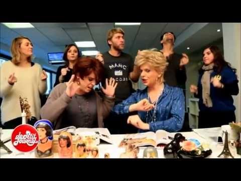 ▶ Catherine et Liliane - La chanson du Vendredi du 22 Novembre 2013 - YouTube