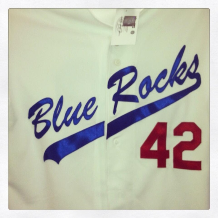 On Monday, April 15th, Blue Rocks players wore 42 for our Tribute to Jackie Robinson