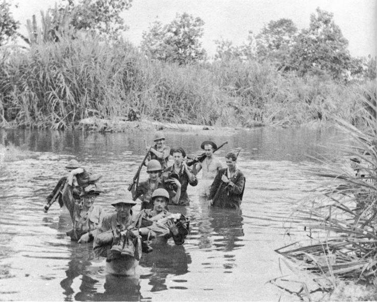 Battle of Buna - The 32D 'Red Arrow'