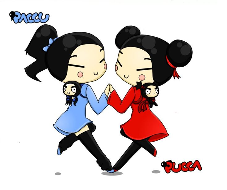 Paccu y Pucca by The-CGITC on DeviantArt | Pucca ...