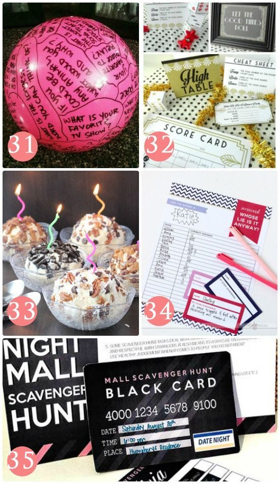 2c029d4254 Activities for Girls Night Out
