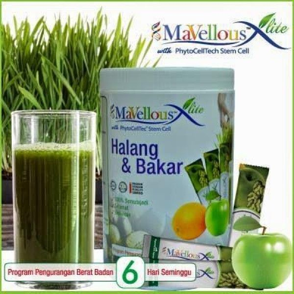 """Get this fabolous item """"Mavellous Xlite Halang & Bakar"""" @ http://amora.my/item/924-mavellous-xlite-halang-bakar?id=104"""